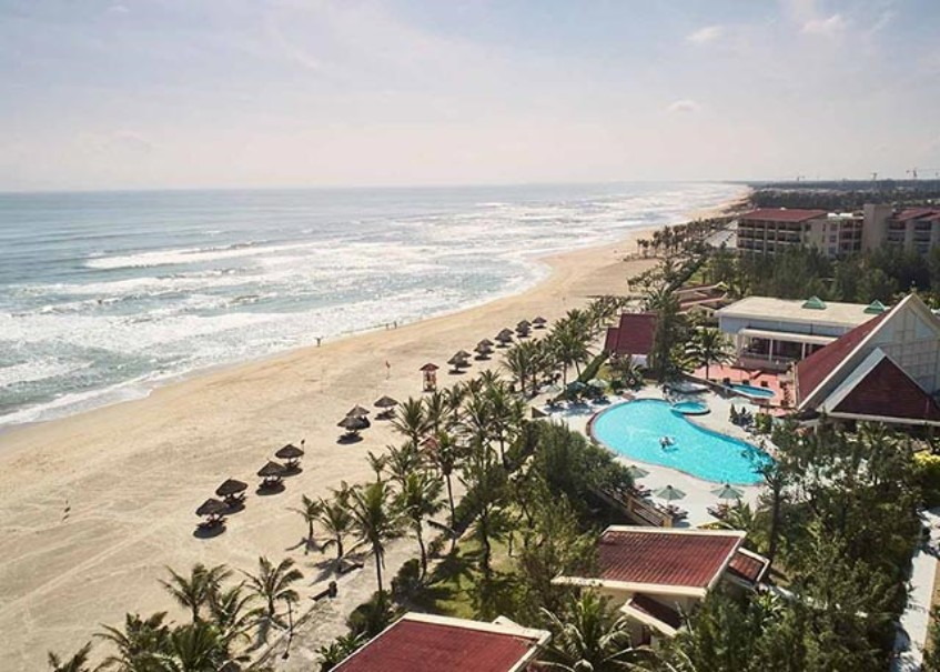 Hotel Centara Sandy Beach Resort Danang (fotografie 1)
