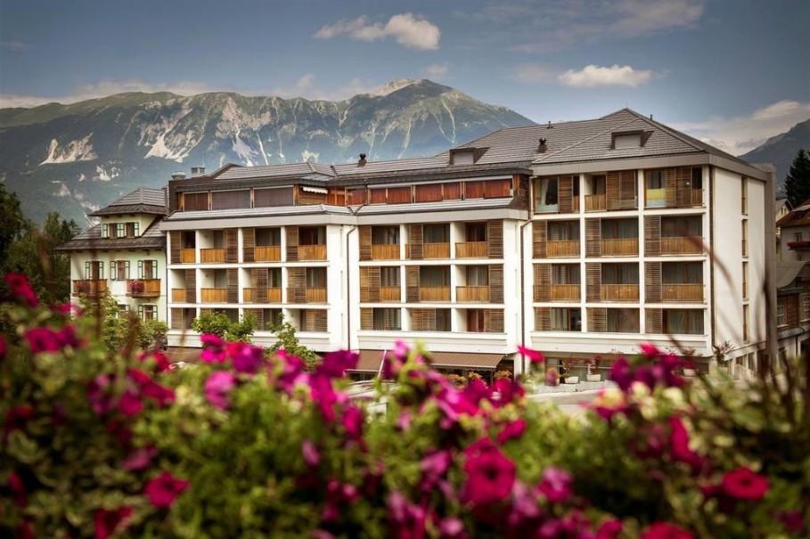 Hotel Lovec Bled (fotografie 1)