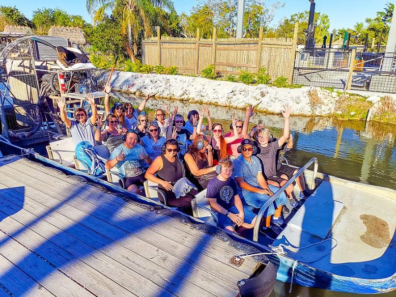 To nejlepší z Miami + NP Everglades + NASA + Bahamy (fotografie 8)