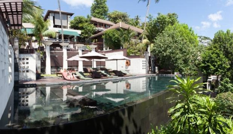 Hotel The Kala Samui (fotografie 11)