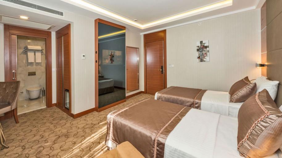 Hotel Glorious (fotografie 1)