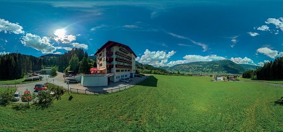 Hotel Hubertus (fotografie 1)