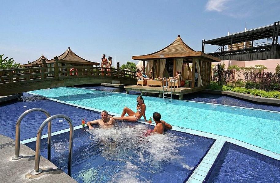 Hotel Limak Lara De Luxe & Resort (fotografie 2)