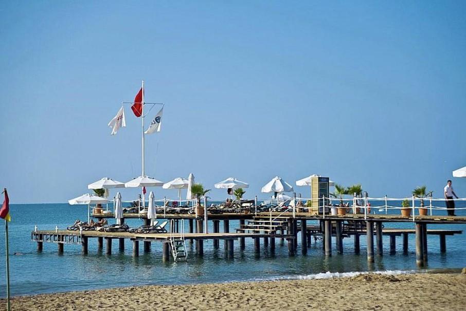 Hotel Limak Lara De Luxe & Resort (fotografie 9)