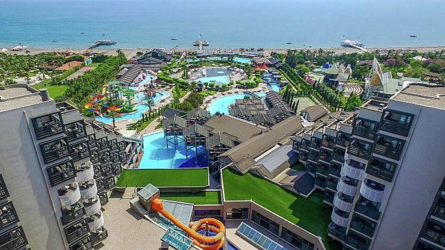 Hotel Limak Lara De Luxe & Resort (fotografie 13)