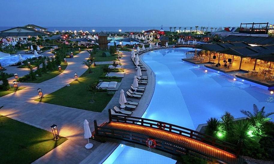 Hotel Limak Lara De Luxe & Resort (fotografie 14)