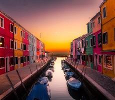 Benátky, Florencie, Řím, Vatikán