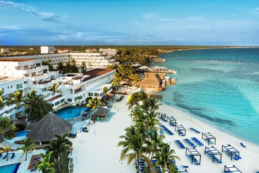 Hotelový komplex Be Live Experience Hamaca Beach (fotografie 1)