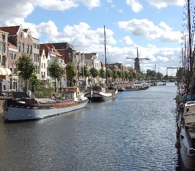 Holandsko v barvách podzimu