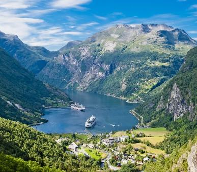 To nejlepsi z Norska