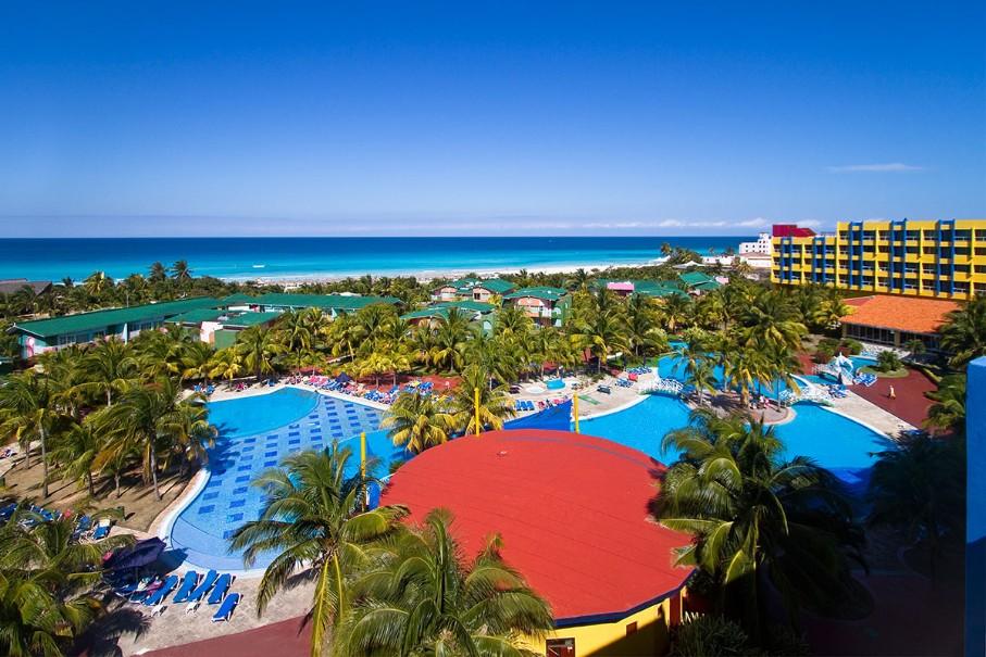 Hotelový komplex Barcelo Solymar Beach Resort (fotografie 1)