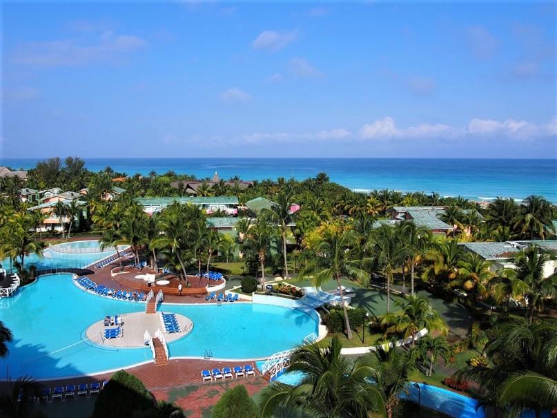 Hotelový komplex Barcelo Solymar Beach Resort (fotografie 2)