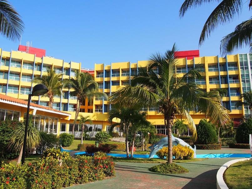 Hotelový komplex Barcelo Solymar Beach Resort (fotografie 11)