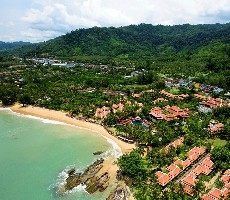 Hotelový komplex Khao Lak Laguna Resort