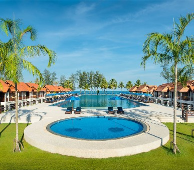 Hotel Novotel Phuket Kamala Beach (hlavní fotografie)
