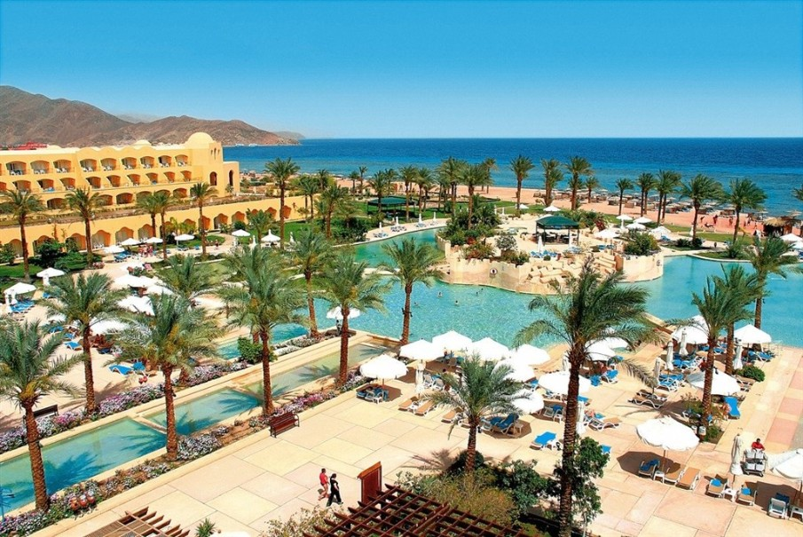 Hotel Mosaique Beach Resort Taba Heights (fotografie 13)