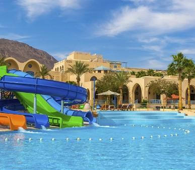 Hotelový komplex El Wekala Aqua Park Resort