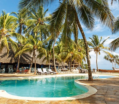 Hotelový komplex Kiwengwa Beach Resort