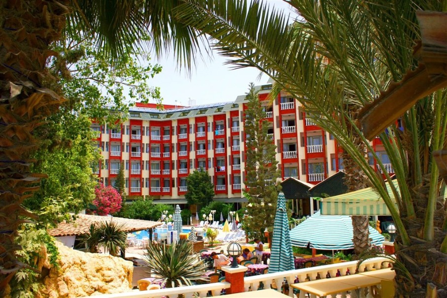 Hotel Bone Club Svs (fotografie 1)