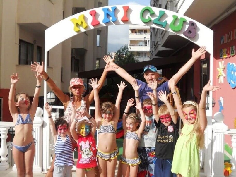 Hotel Bone Club Svs (fotografie 16)