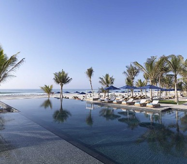 Hotel Al Baleed Resort By Anantara