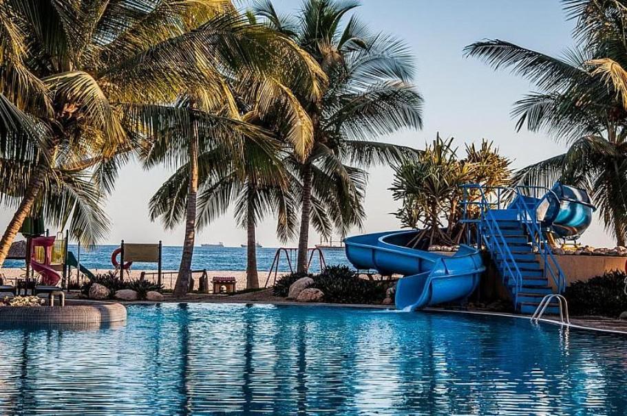 Hotel Hilton Salalah Resort (fotografie 8)