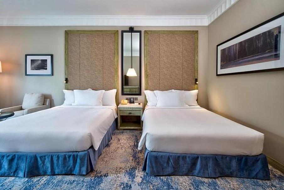Hotel Hilton Salalah Resort (fotografie 6)