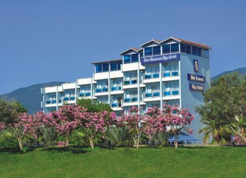 Hotel Blue Diamond Alya (fotografie 9)