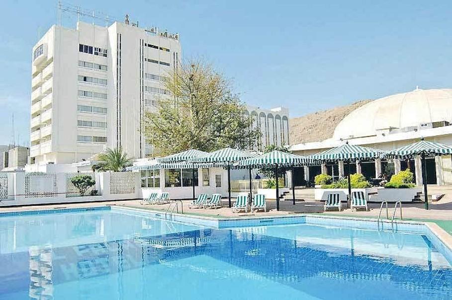 Al Falaj Hotel (fotografie 9)