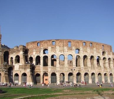 Florencie - Řím - Neapol - Pompeje - Benátky