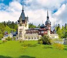 Rumunsko - za perlami Transylvánie, území knížete Drákuly a Bukurešť