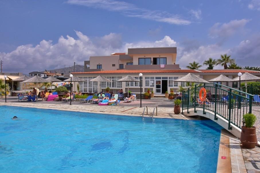 Hotel Kalia Beach (fotografie 1)