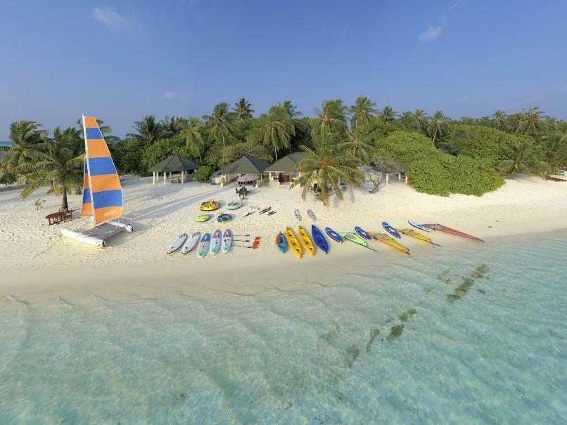 Hotel Holiday Island Resort (fotografie 28)