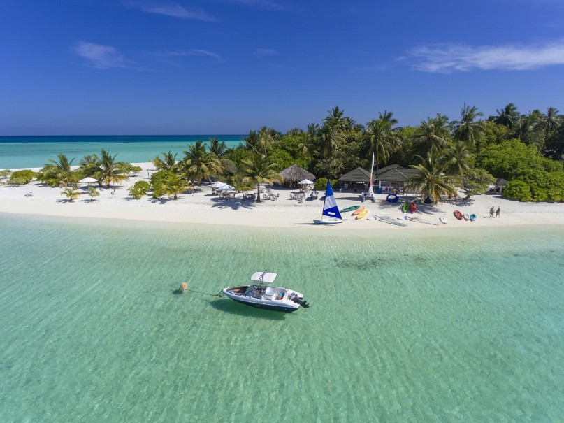 Hotel Holiday Island Resort (fotografie 39)