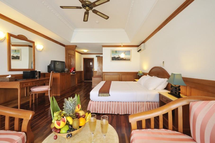 Vodní bungalovy Sun Island Resort & Spa (fotografie 16)
