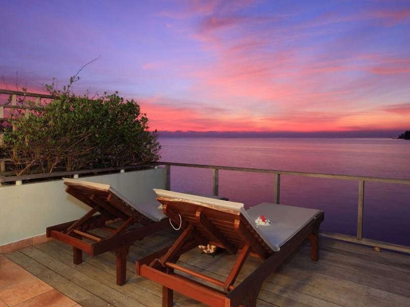 Vodní bungalovy Sun Island Resort & Spa (fotografie 19)