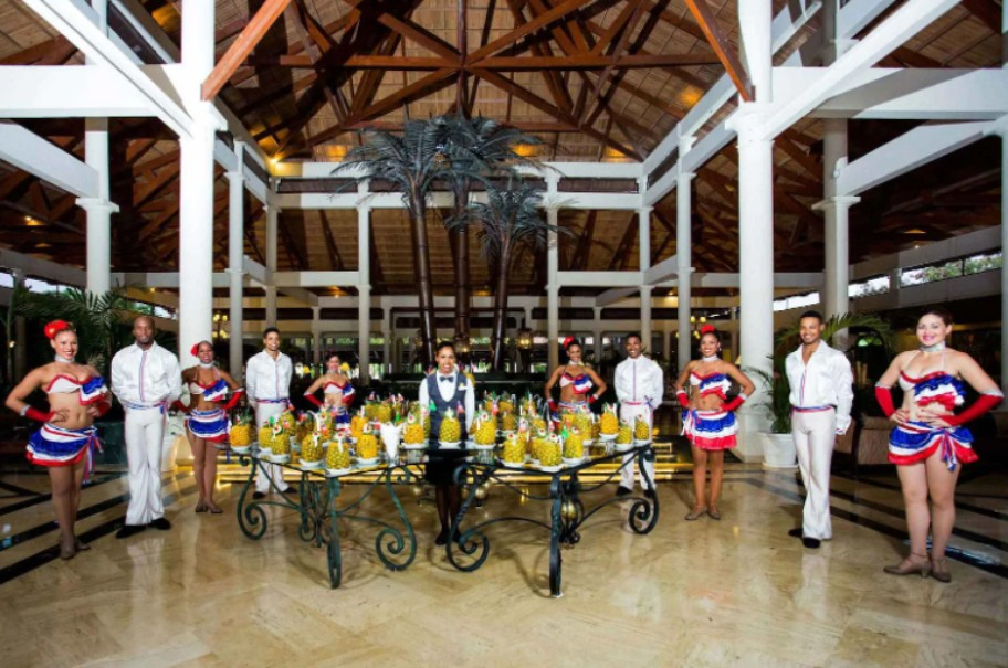 Hotelový komplex Grand Bahia Principe Punta Cana (fotografie 16)