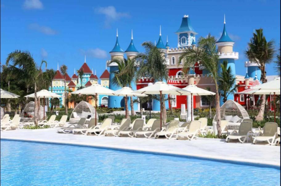 Hotel Fantasia Bahia Principe Punta Cana (fotografie 27)