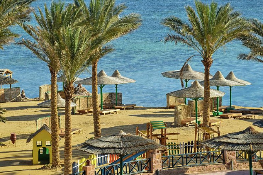 Hotelový komplex Flamenco Beach & Resort (fotografie 7)
