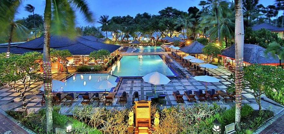 Hotel Jayakarta Bali Beach Resort (fotografie 10)
