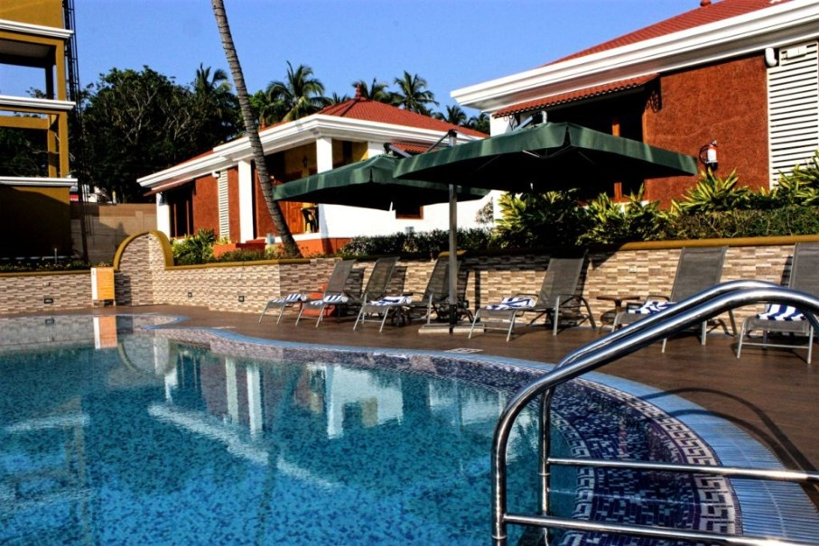 Hotel The Grand Leoney Resort (fotografie 1)