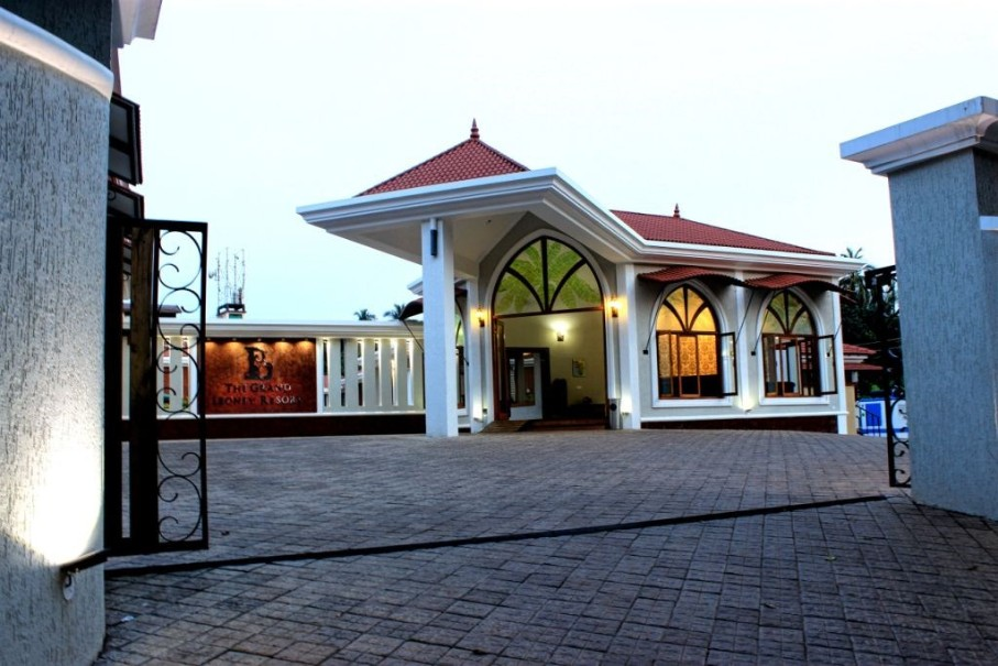 Hotel The Grand Leoney Resort (fotografie 12)