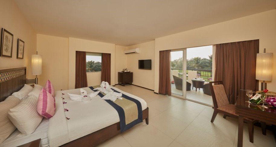 Hotel Royal Orchid Beach Resort & Spa (fotografie 2)