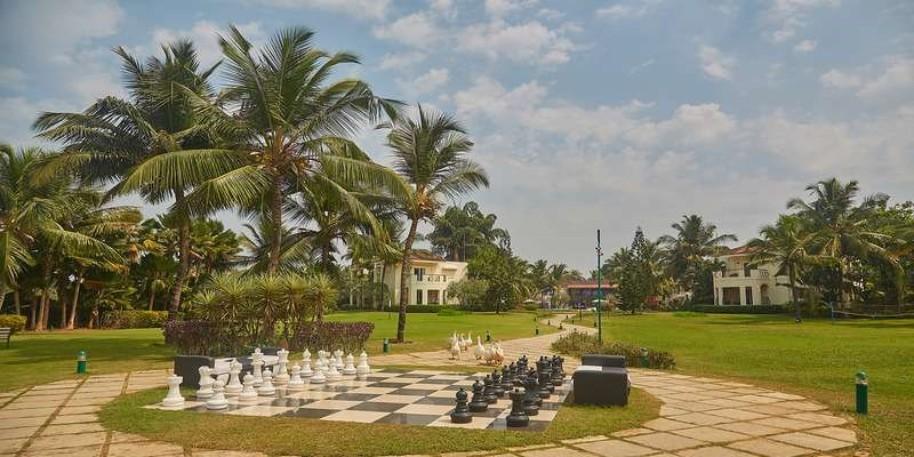 Hotel Royal Orchid Beach Resort & Spa (fotografie 3)
