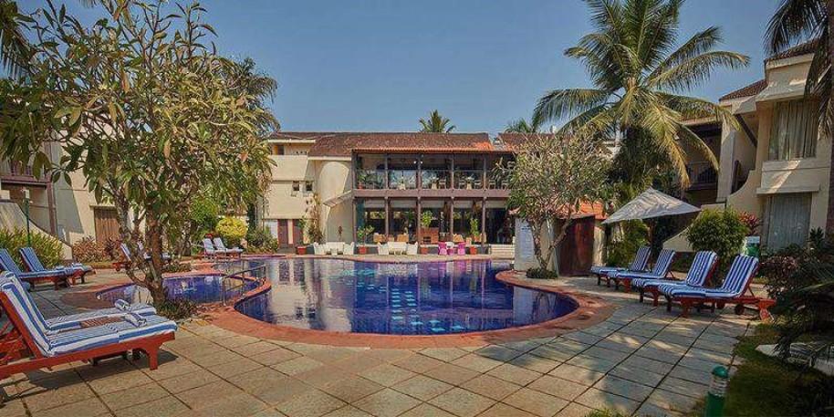 Hotel Royal Orchid Beach Resort & Spa (fotografie 5)