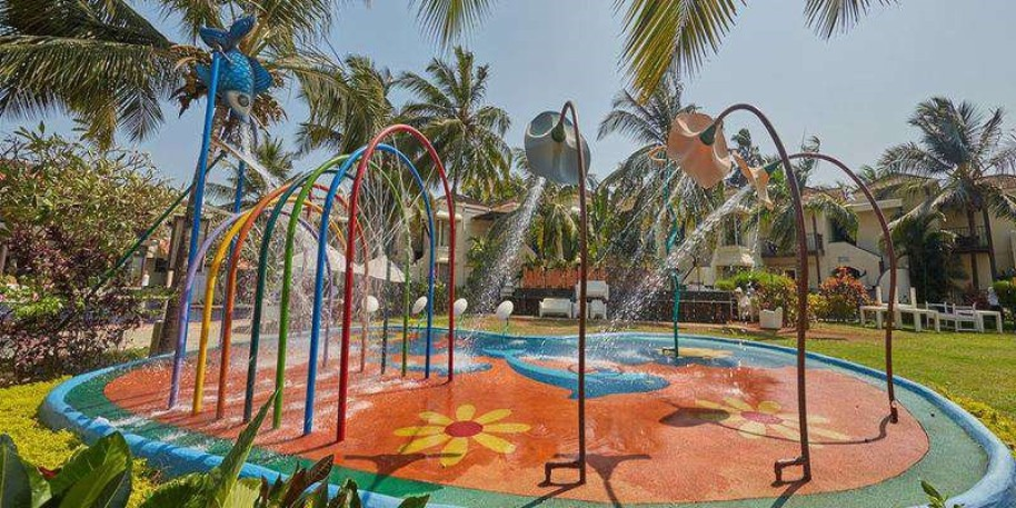 Hotel Royal Orchid Beach Resort & Spa (fotografie 7)