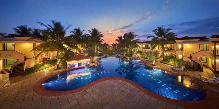 Hotel Royal Orchid Beach Resort & Spa (fotografie 10)