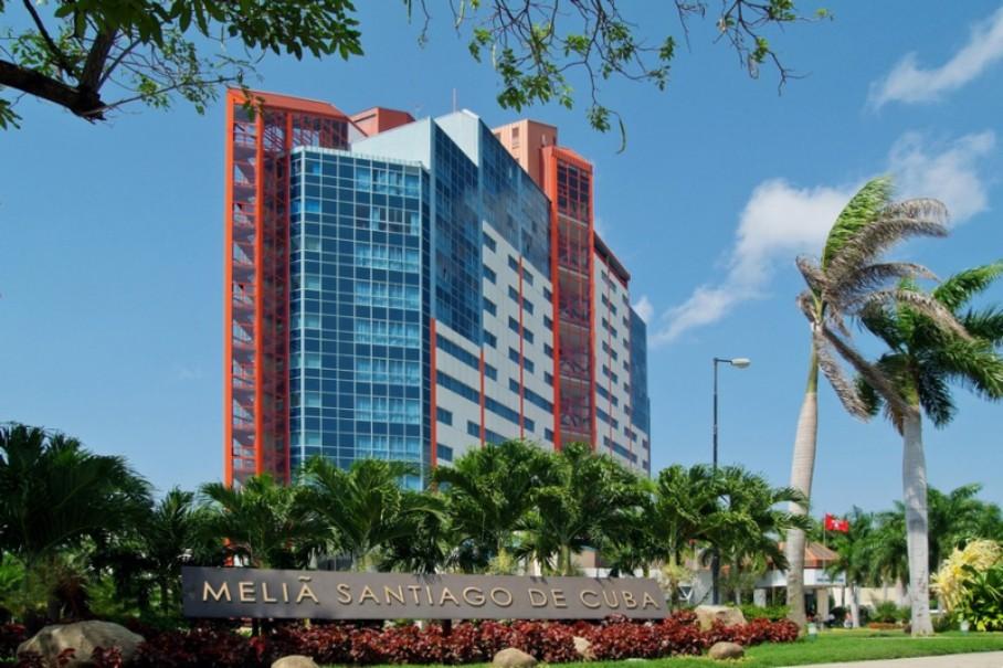 Hotel Meliã Santiago De Cuba (fotografie 1)
