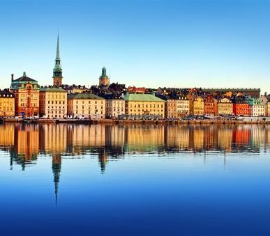 Eurovíkend ve Stockholmu