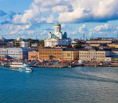 Eurovíkend v Helsinkách